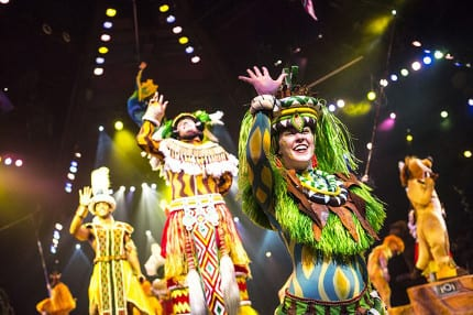 """Festival of the Lion King"" Will Be Back Soon 11"