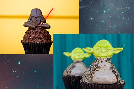 Did Someone Say Star Wars Cupcakes? 14