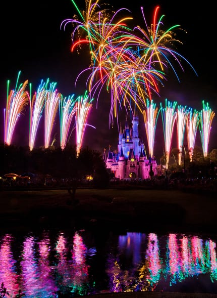 Behind the Scenes: Designing a Disney Fireworks Show 41