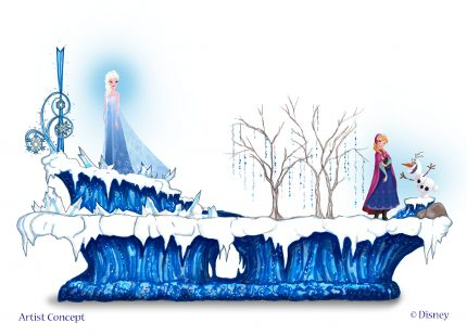 More 'Frozen' Fun at Disneyland Park This Summer 3