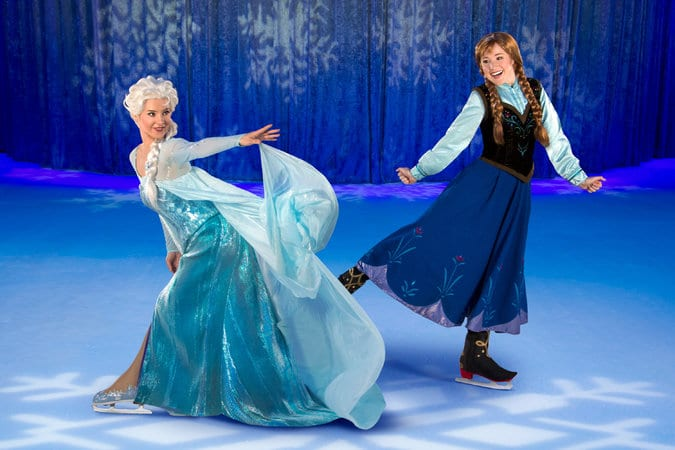 """Frozen"" Coming to Disney on Ice! 6"