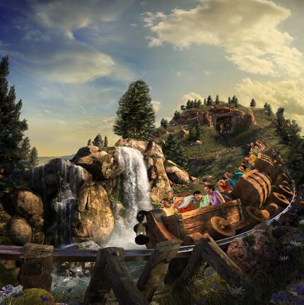 Seven Reasons to Love the Seven Dwarfs Mine Train 9