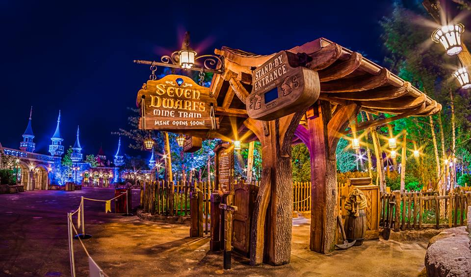 The Seven Dwarfs Mine Train Officially Opens Today! 9
