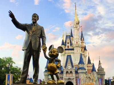 The Partners Statue ~ One of our favorite Disney things! 1