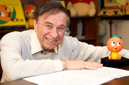 Richard M. Sherman's Tribute to Walt Disney in 'Disneyland Forever' Fireworks at Disneyland Park 2