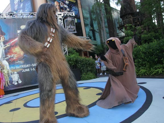 Star Wars Weekends Premier Theater Stage Shows added to FastPass+ Selections! 3