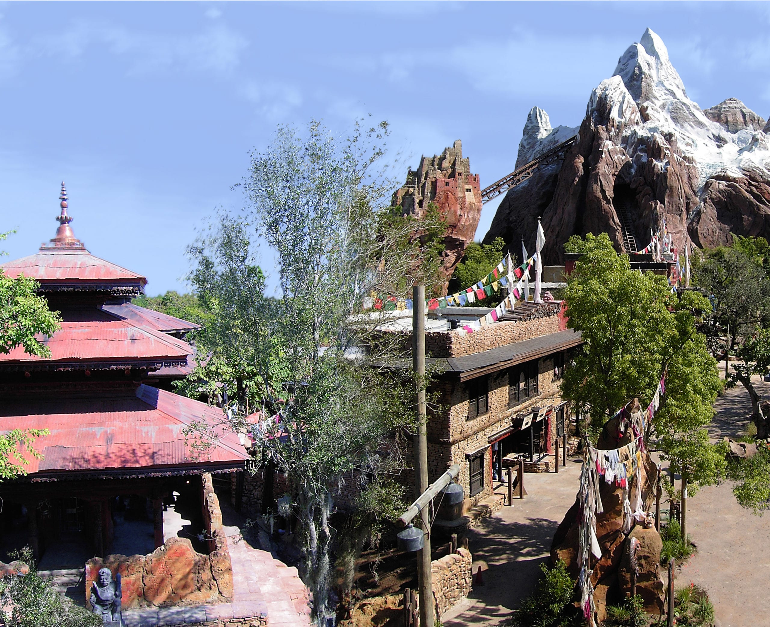 What's the real story: Expedition Everest 17