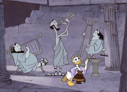 A Melopoioi (Donald in Mathmagicland, 1961)