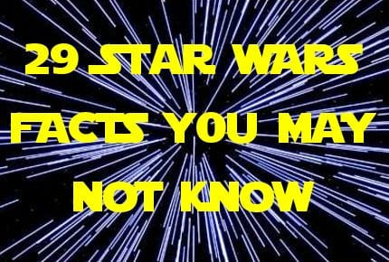 29 Little Known Facts About Star Wars 5