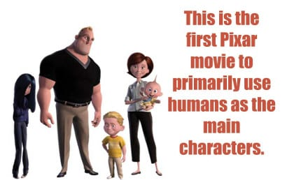 As a result, Pixar animators had to develop entirely new technology to replicate the muscle behavior of the human body.