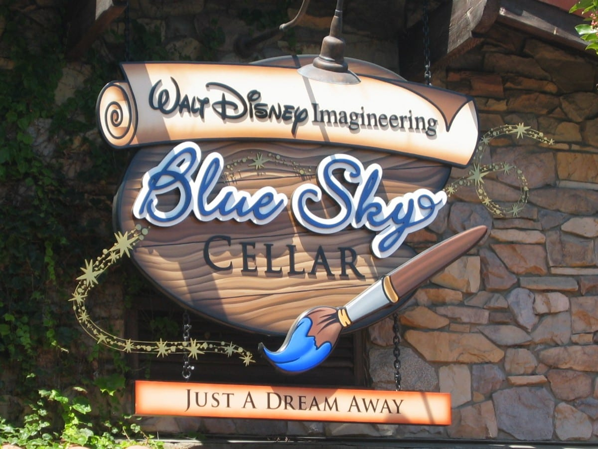 Lessons From Disney California Adventure's Blue Sky Cellar by Annette Jones 7