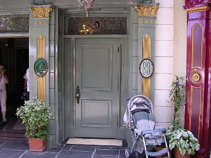 Club 33 Restaurant Opens On This Date In 1967 4