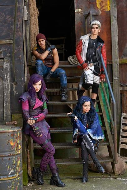 Disney's 'Descendants': Meet the kids of Maleficent, Jafar, and Cruella de Vil -- EXCLUSIVE PHOTO 1