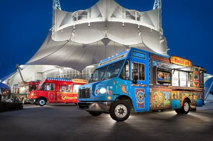 Magic For Your Palate Food Truck