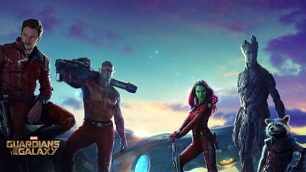 Join in on 30 Days of Giveaways at Marvel's Guardians of the Galaxy Facebook Page 2