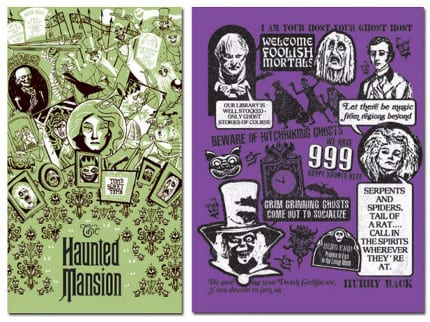 New Haunted Mansion Merchandise Coming This Fall 4