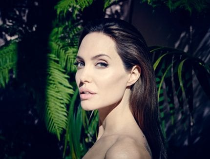 D23 Interview With Angelina Jolie About Maleficent Transformation 5