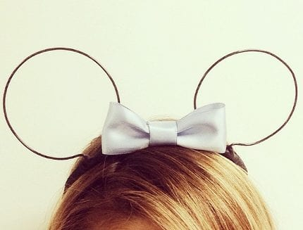 DIY: Wire Minnie Ears 23