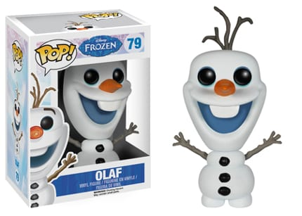 Frozen Pop! Vinyl Coming In July 2