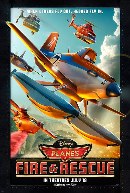 Sign Up for our 'Planes: Fire & Rescue' Disney Parks Blog Meet-Up at the Walt Disney World Resort 6