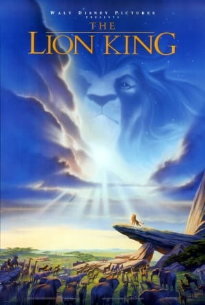 Happy Anniversary to The Lion King 7