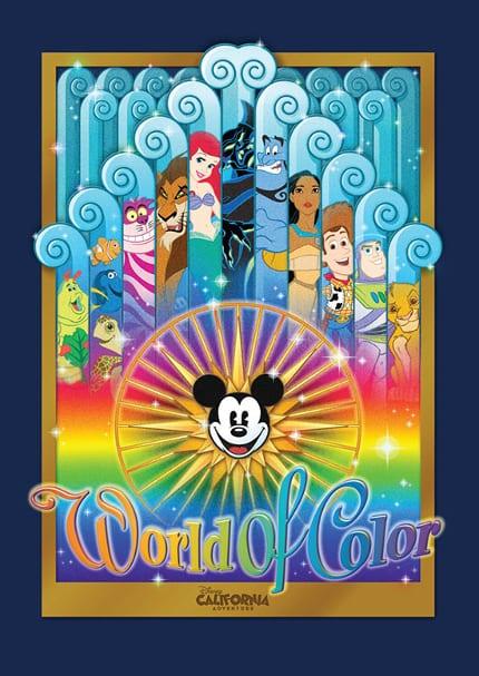 "New ""World of Color"" Merchandise Debuts at Disney California Adventure Park 14"