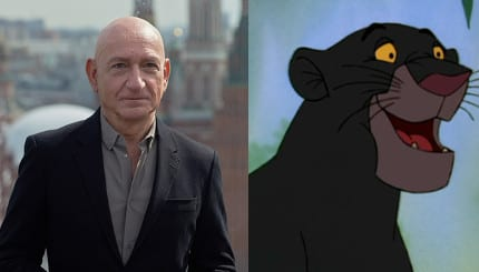 Ben Kingsley to Become Bagheera 5