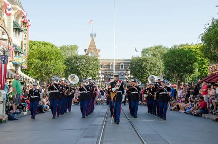 Celebrating the Fourth of July at Disneyland Resort 14