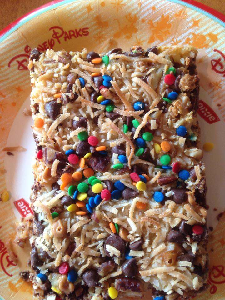 Disney's Magic Bars ~ Recipe (Fun from TMSM Fan Nation!) 10