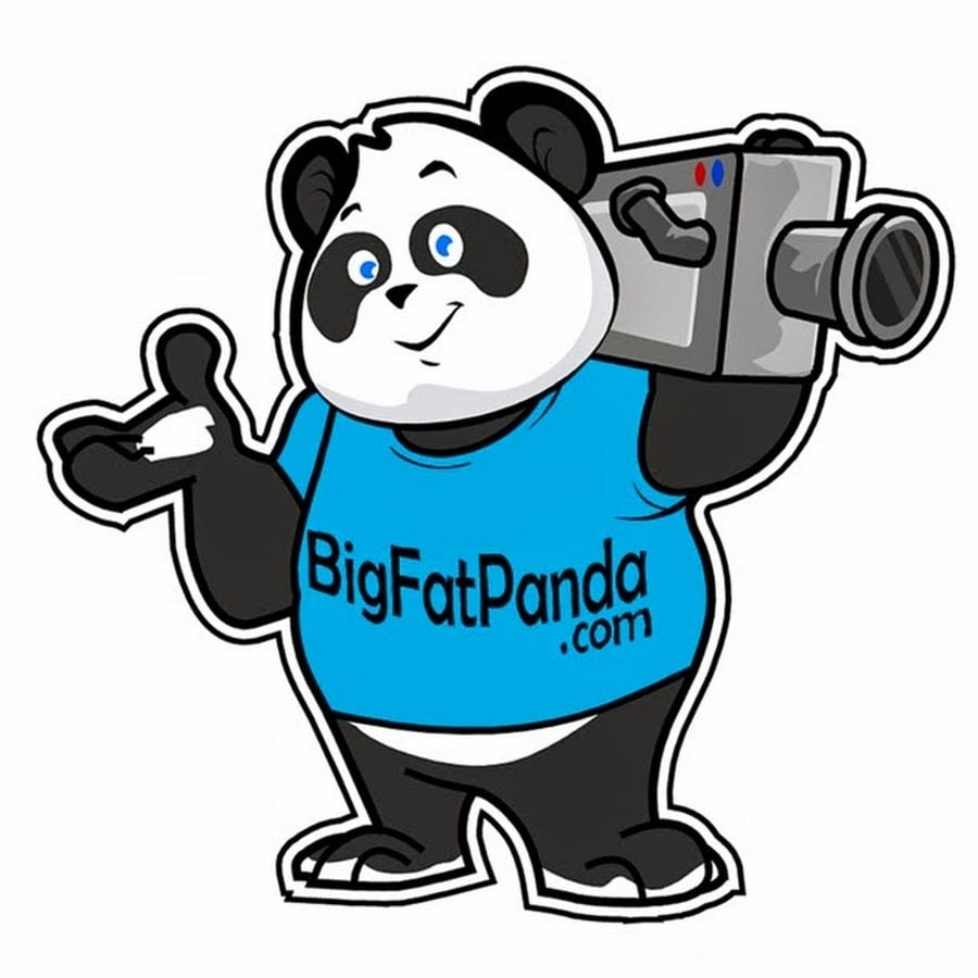Big Fat Panda's New Show is Out.... and he's doing a TMSM Giveaway too! 4