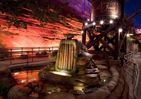 The Magic of Disney Parks Storytelling: Radiator Springs Racers at Disney California Adventure Park 15