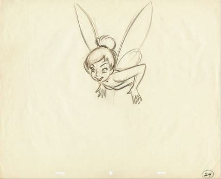 Marc Davis' Art Inspires New Tinker Bell Collection 16