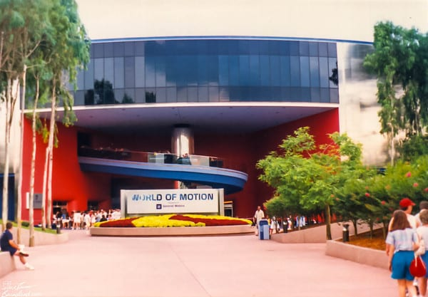 Epcot's World of Motion Part 2 ~ Our Tuesdays With Corey Article! 8