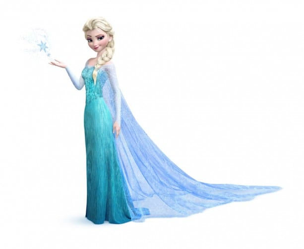 The Magic Behind Merchandise at Disney Parks: Creating Elsa's 'Frozen' Dress 7