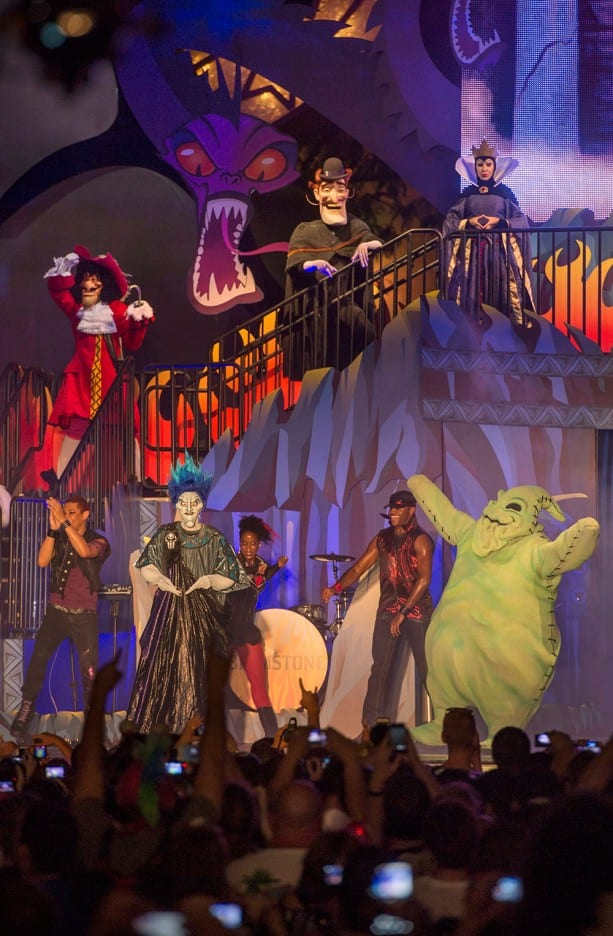 'Villains Unleashed' Event Coming to Disney's Hollywood Studios August 23 1