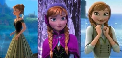 Learn How To Draw 'Frozen's' Anna at Disney's Hollywood Studios 1