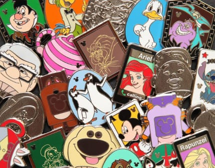 New Hidden Mickey Pins Arriving at Disney Parks in July 2014 1