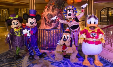 7 Reasons Halloween is Better on the High Seas with Disney Cruise Line 1