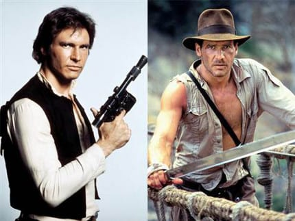 Happy 72nd Birthday to Han Solo / Indiana Jones 1