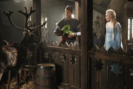 First Look at Elsa and Kristoff on Once Upon a Time! 9