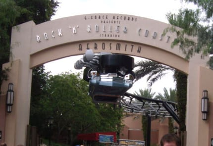 On This Day In Disney History: Rock 'n' Roller Coaster 7