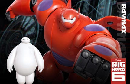 Cast Announcement for Big Hero 6 2