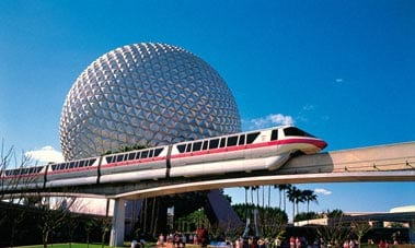 Epcot monorail train evacuated after power failure 14