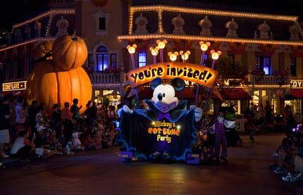 Five Things Not To Miss At Mickey S Halloween Party At