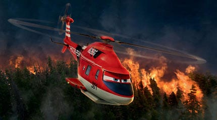 The Story Behind the Story of Planes: Fire & Rescue 3