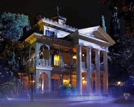 Haunted Mansion Attraction Inspires Spooky Animated Special 12
