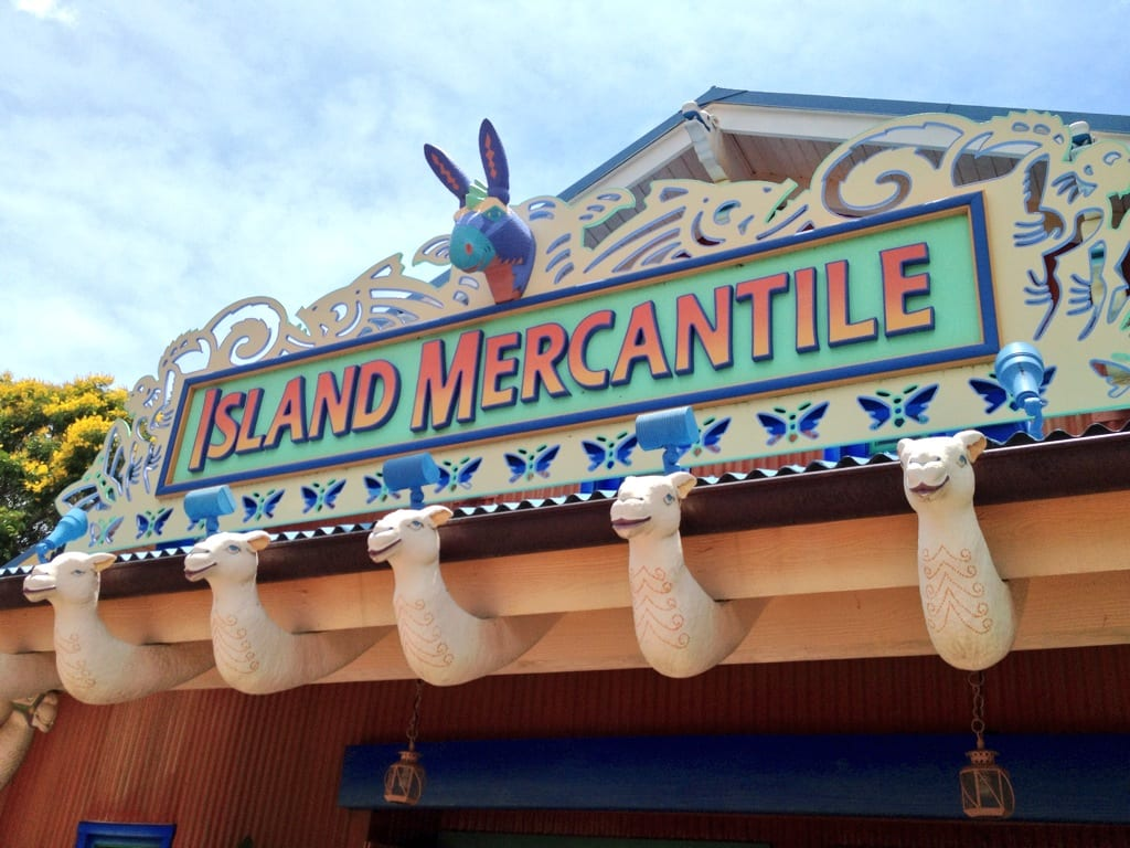 Island Mercantile at Animal Kingdom ~ Trading Vinylmation & More! 4