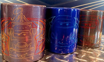 First Look at New Cars Land Pinstriping Merchandise at the Disneyland Resort 2