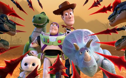 New Toy Story Short To Debut In December 8