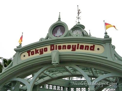 A Model Day At Tokyo Disneyland 22